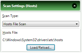 how to delete a host file